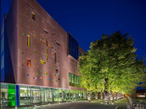 Cregan Library St Patrick's Campus DCU Dublin City University building architecture design exterior view