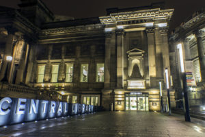 Liverpool Central Library Archive building architecture design exterior view