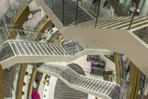 Liverpool Central Library Archive building architecture design interior view