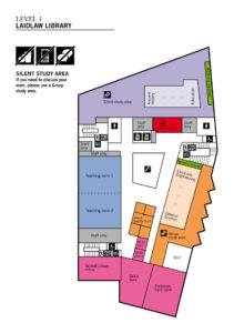 Laidlaw Library University Leeds building architecture design plan
