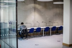 Glucksman libary University of Limerick building architecture design interior view