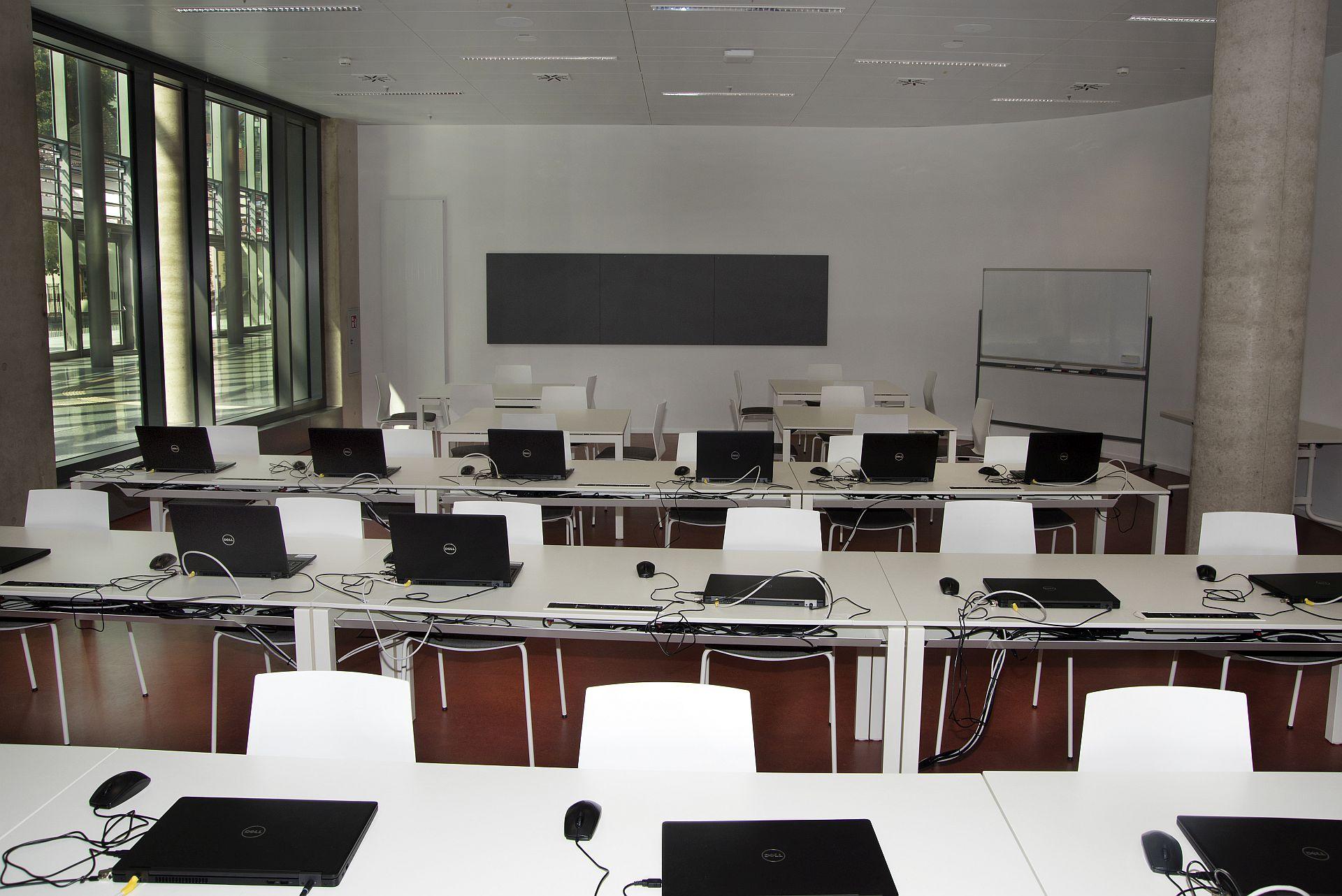 UB Marburg Schulungsraum