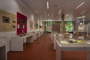 UB Marburg Ausstellungsraum