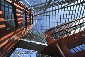 UB Marburg Atrium